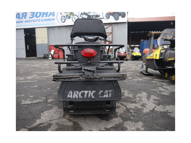ARCTIC CAT BEARCAT 550 WT