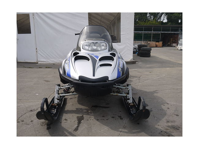 ARCTIC CAT BEARCAT 660 WT
