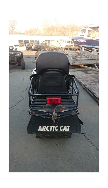 ARCTIC CAT BEARCAt 660 WT фото СН330  (art-00126194) 5