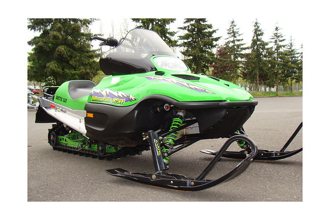 ARCTIC CAT MOUNTAIN  CAT 800 купить СН153  (art-00117809) 1
