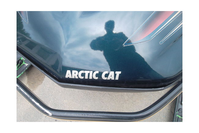 ARCTIC CAT PANTHER 580