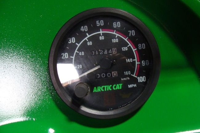 ARCTIC CAT POWDER SPECIAL 600 описание СН98  (art-00110676) 10