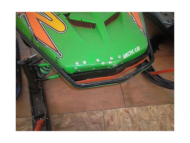Arctic Cat ZR580