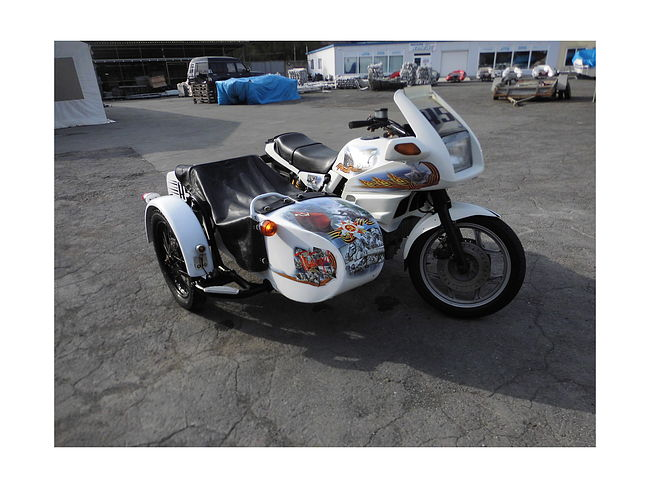 BMW K100RS SIDE CAR купить NMB10141  (art-00124216) 1