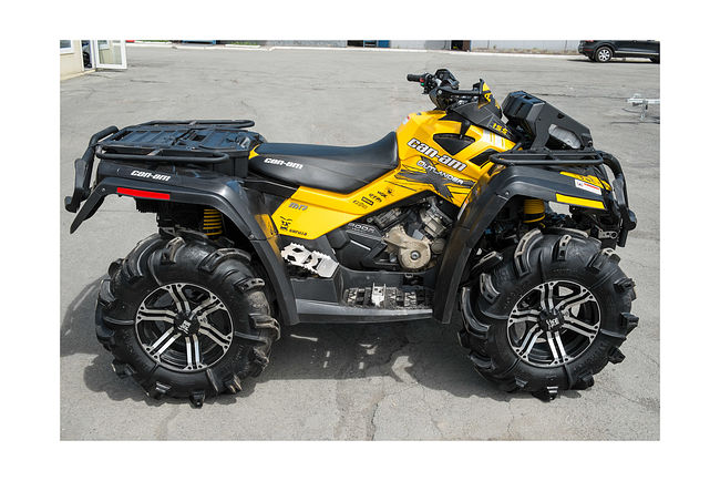 CAN AM OUTLANDER 800 XMR купить скв44  (art-00107993) 1