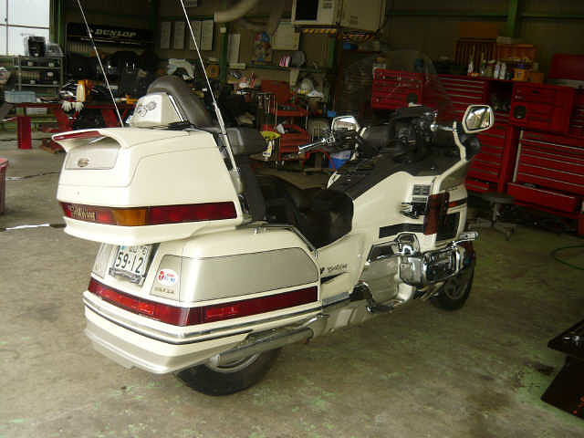 HONDA GOLDWING 1500 SE цена NMB7263  (art-00112183) 2