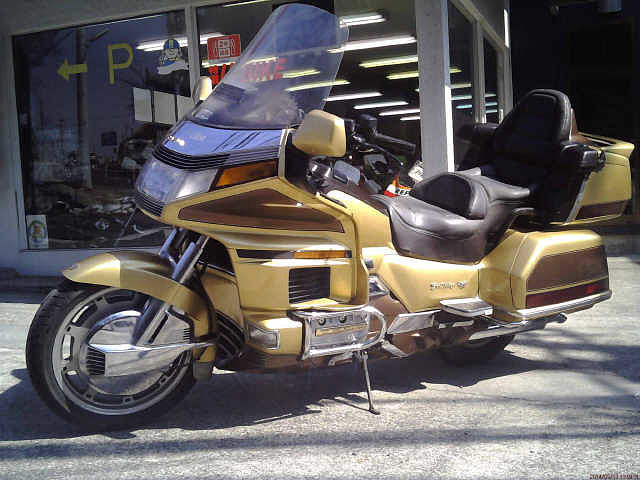 HONDA GOLDWING 1500 продажа NMB9578  (art-00094890) 3