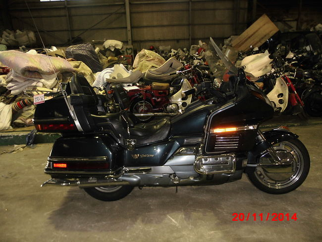 HONDA GOLDWING 1500 купить NMB10264  (art-00125113) 1