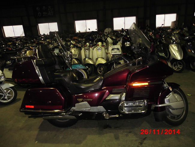 HONDA GOLDWING 1500 описание NMB10143  (art-00124218) 1