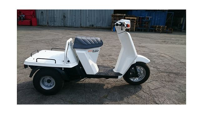 HONDA GYRO-UP 50 (TA01) купить NMB10608  (art-00126378) 1