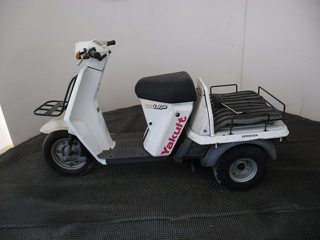 HONDA GYRO-UP 50 (TA01) продажа NMB7901  (art-00115819) 2