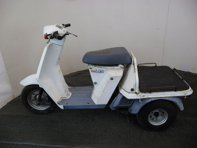 HONDA GYRO-UP 50 (TA01) продажа NMB8004  (art-00115966) 2
