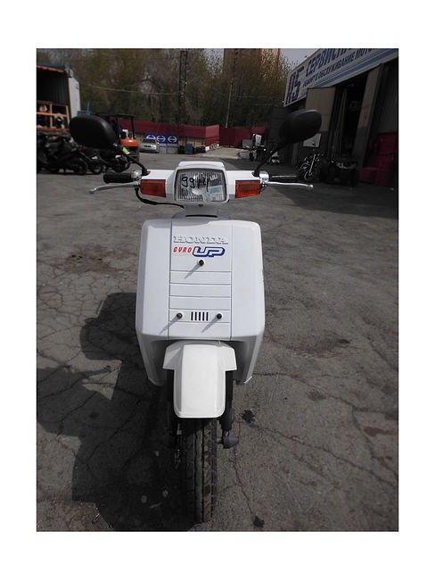 HONDA GYRO-UP 50 (TA01) продажа NMB9914  (art-00098944) 3