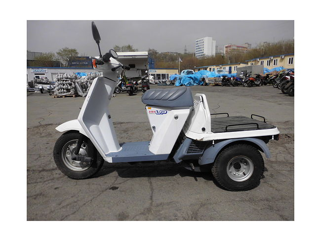 HONDA GYRO-UP 50 (TA01) купить NMB9914  (art-00098944) 1
