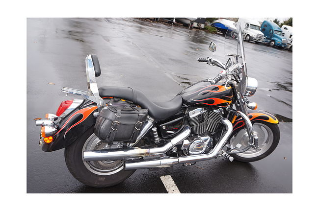 HONDA SHADOW 1100 SABRE фото NMB10670  (art-00126614) 1