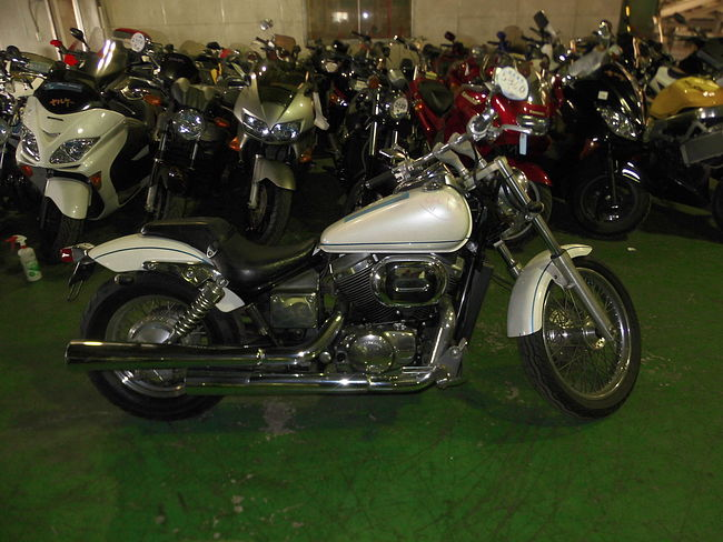 HONDA SHADOW 400 SLASHER цена NMB7745  (art-00114783) 1