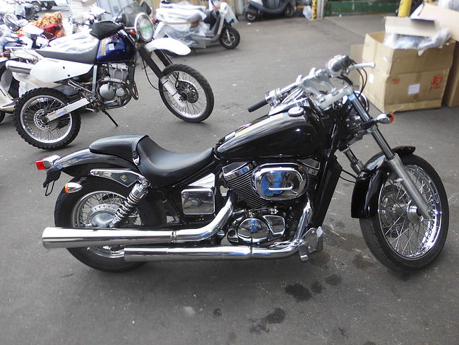 HONDA SHADOW 400 SLASHER купить NMB8956  (art-00122936) 1