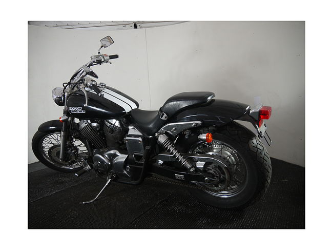 HONDA SHADOW 400 SLASHER