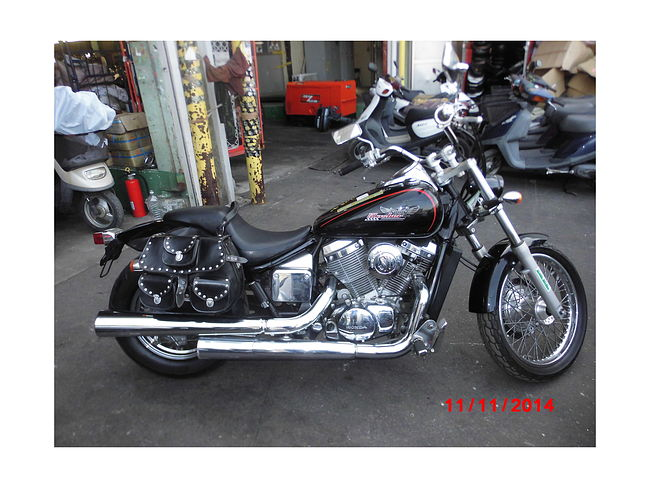 HONDA SHADOW 400 SLASHER купить NMB10155  (art-00124434) 1