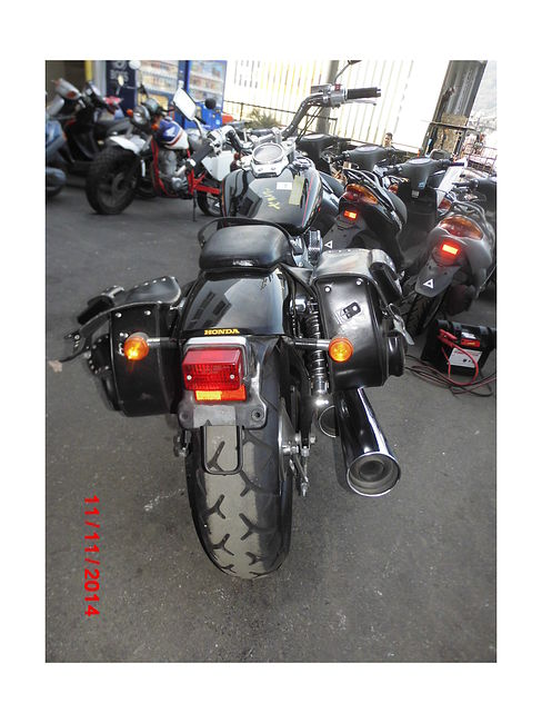 HONDA SHADOW 400 SLASHER описание NMB10155  (art-00124434) 4