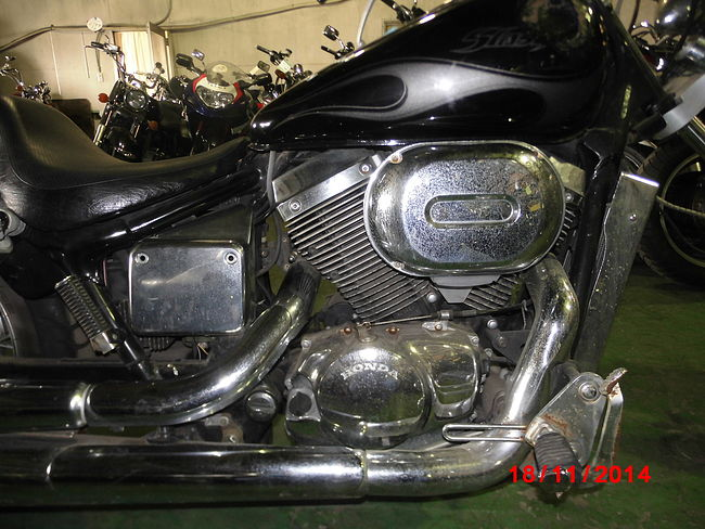 HONDA SHADOW 400 SLASHER цена NMB10197  (art-00124478) 10