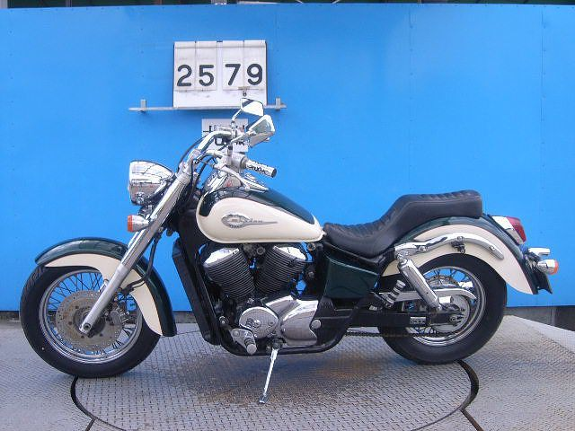 HONDA SHADOW 400 продажа NMB8487  (art-00120517) 2