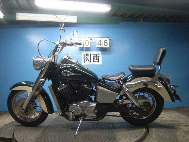 HONDA SHADOW 400 продажа NMB8875  (art-00122845) 2