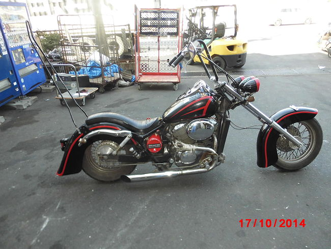 HONDA SHADOW 400 купить NMB10321  (art-00125178) 1