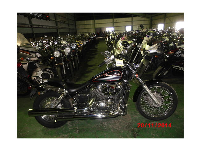 HONDA SHADOW 750 SLASHER купить NMB10378  (art-00125696) 1