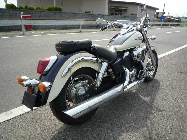 HONDA SHADOW 750 продажа NMB9738  (art-00103825) 2