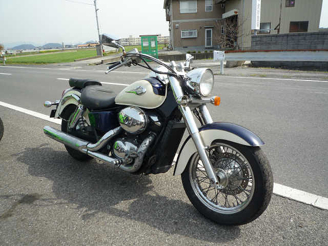 HONDA SHADOW 750 описание NMB9738  (art-00103825) 3