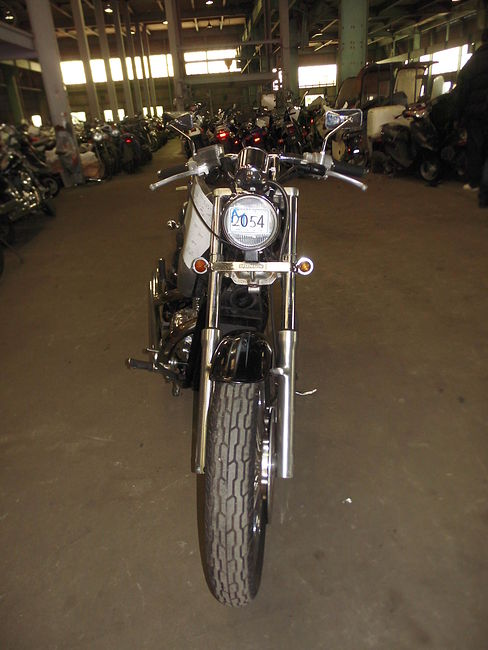 HONDA STEED 400