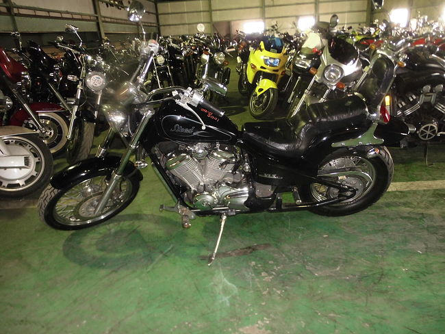 HONDA STEED 400 купить NMB9372  (art-00069924) 1