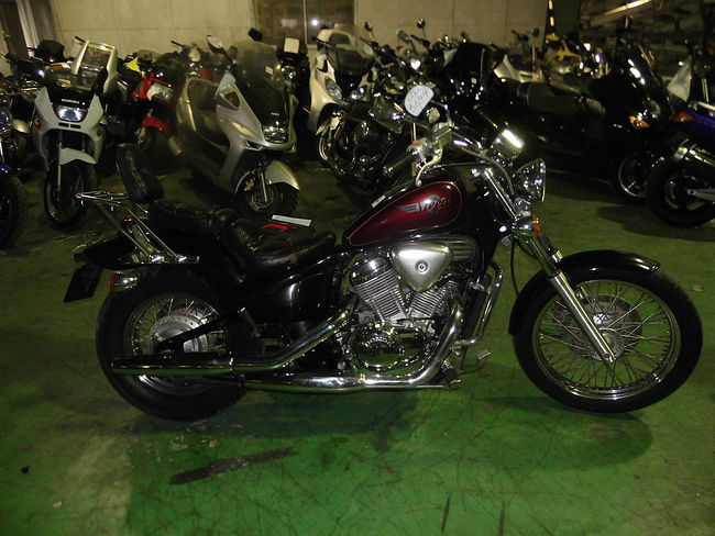 HONDA STEED 400 купить NMB9368  (art-00069588) 1