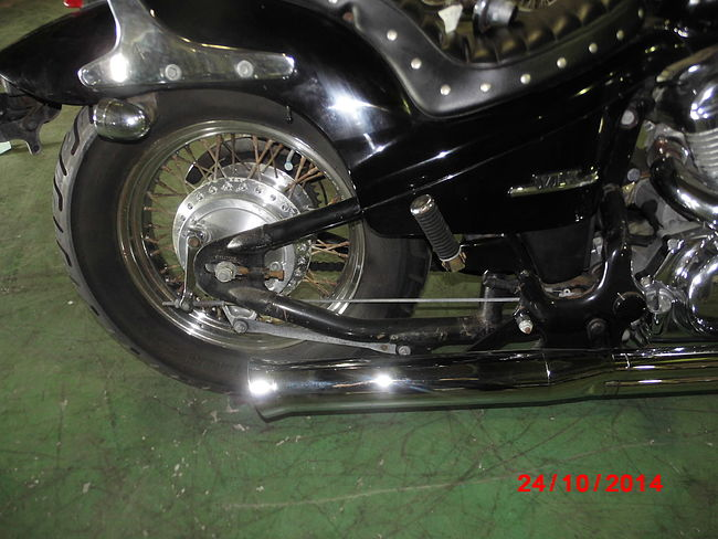 HONDA STEED 400 фото NMB10291  (art-00125144) 12