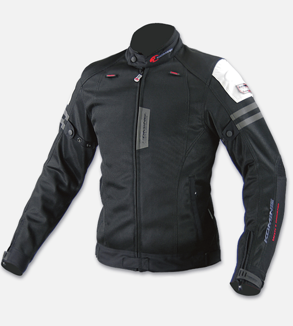Куртка Komine JK-032  текстильная Air Steam JKT Terra, XXL