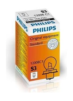 лампа S3 15W 12V C1 STD Philips продажа   (art-00139603) 1