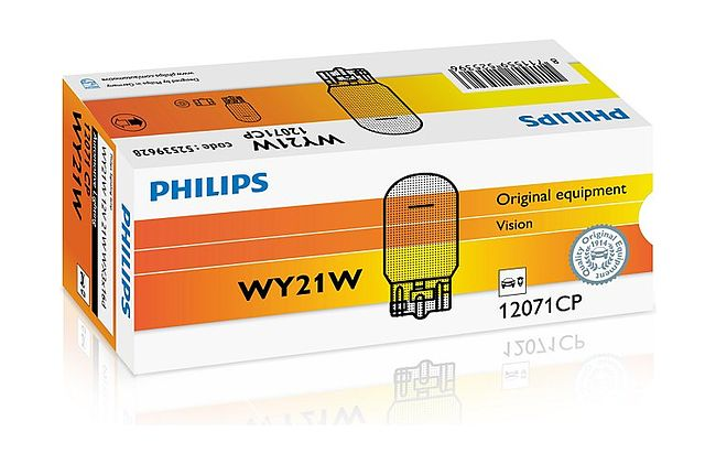 лампа WY21W 12V STD Philips цена   (art-00139606) 1