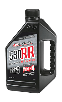 масло Maxima 530RR 4T Racing Engine Oil - Road Race, синтетика, 1 л