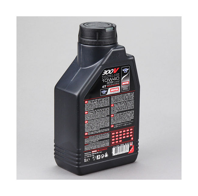 масло Motul 300V 4T Factory Line Road Racing 10W40, 1 л, синтетика цена 104118  (art-00119917) 2