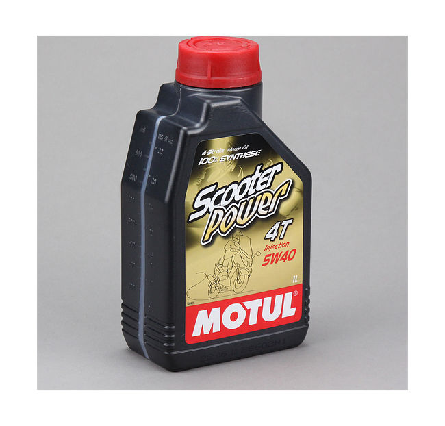 масло Motul Scooter Power  4T 5W40, синтетика, 1 л цена 101260  (art-00109104) 2