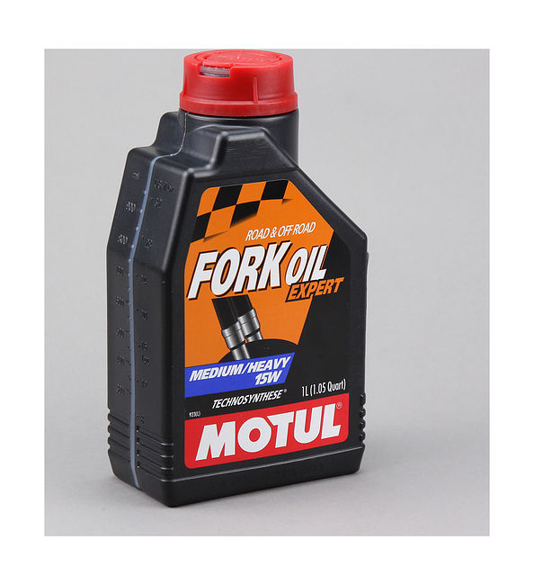 масло вилочное Motul Fork Oil Expert Medium/Heavy 15W, 1 л цена 101138  (art-00104594) 2