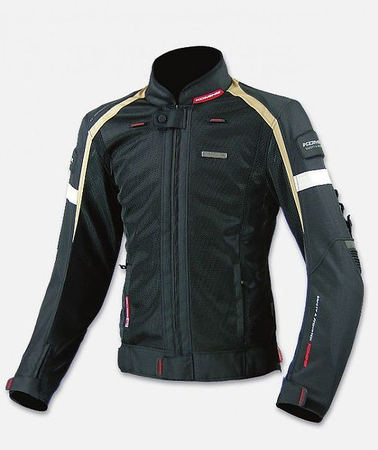 мотокуртка Komine JK-047 slim fit riding blk 4xl купить 070470015100  (art-00089613) 1