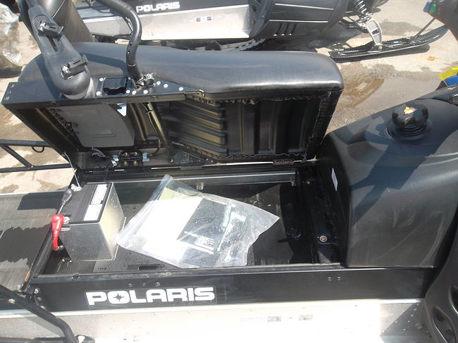 POLARIS IQ FS WIDETRACK фото СН119  (art-00115672) 11