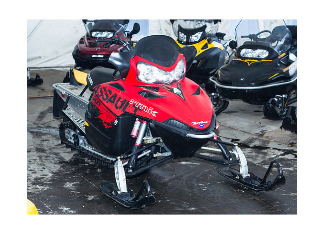 POLARIS RMK 800 ASSAULT 155 продажа SN47  (art-00084294) 1