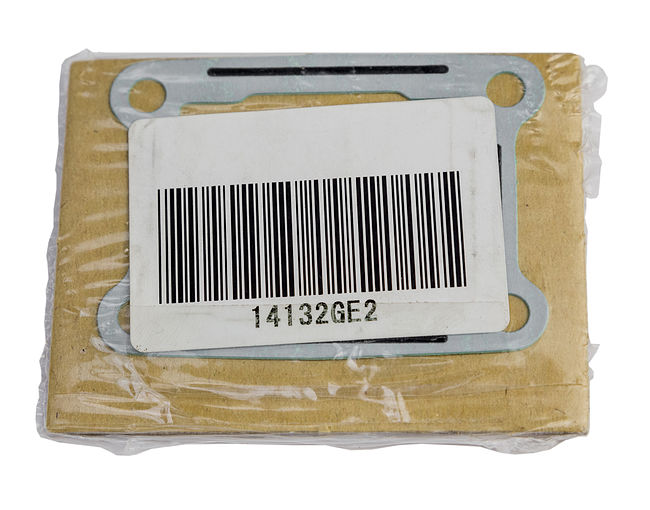 14132-GT4-711 Gasket, reed valve Honda, Description, 14132GT4711,  art-00093230(4) | partsmoto.com