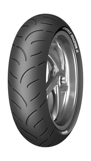 шина 190/55ZR17 Qualifier 2  75W TL R, Dunlop цена QUALIFIER219055ZR17  (art-00146952) 1