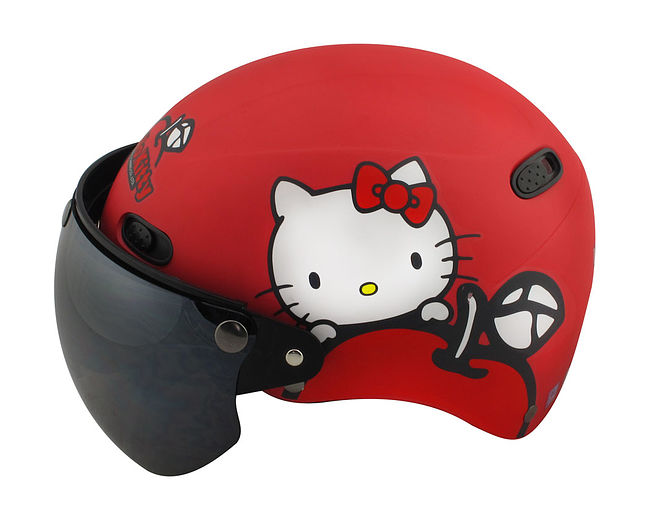 шлем CA-110 Hello Kitty 57-60