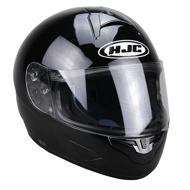 шлем интеграл HJC CL-16 SOLID черный XXL (63-64)см