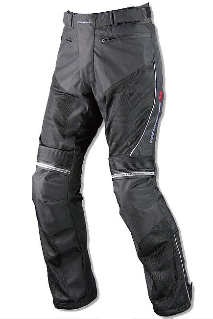 штаны Komine PK-700 Protect riding mesh Bilancia, 4XL цена PK7004XL  (art-00118779) 1